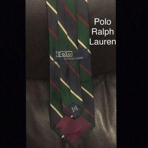 Polo Ralph Lauren Silk Necktie